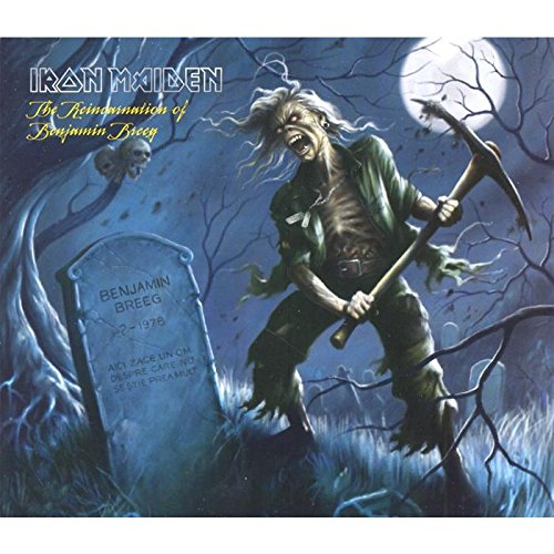 Iron Maiden - The Reincarnation Of Benjamin Breeg CDS - Zortam Music