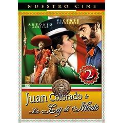 2 PACK NUESTRO CINE (Juan Colorado / La Ley Del Monte)