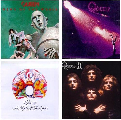 Queen - Queen - News Of The World - Zortam Music