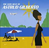 Skivomslag för The Very Best of Astrud Gilberto