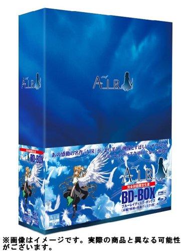 AIR Box 初回限定生産 (Blu-ray Disc)