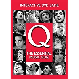 Q: The Essential Music Quiz