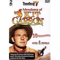 Kit Carson (B&W)
