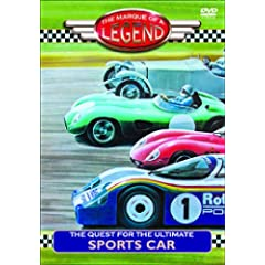 Marque Of A Legend - The Quest For The Ultimate Sports Car