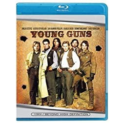 Young Guns [Blu-ray]