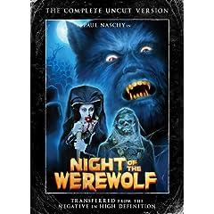 The Night of the Werewolf