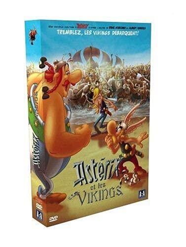 Скачать фильм Астерикс и викинги /Asterix and the Vikings/