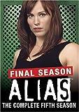 Alias: Complete Fifth Season (4pc)