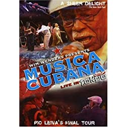 Musica Cubana: Live in Tokyo