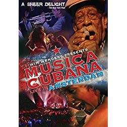 Musica Cubana: Live in Amsterdam