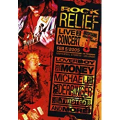 Rock Relief : Live In Concert