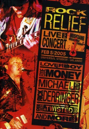 Rock Relief : Live In Concert