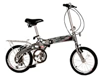 Kent Ultra Light Magnesium Compact Folding Bike