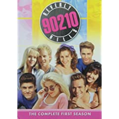 Beverly Hills 90210 Dvds