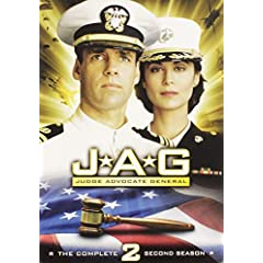 JAG (Judge Advocate General) - The Complete Second Season