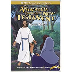 The Animated Stories From The New Testament- Entire Collection