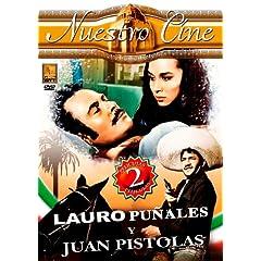 2 PACK NUESTRO CINE (Lauro Puñales / Juan Pistolas)