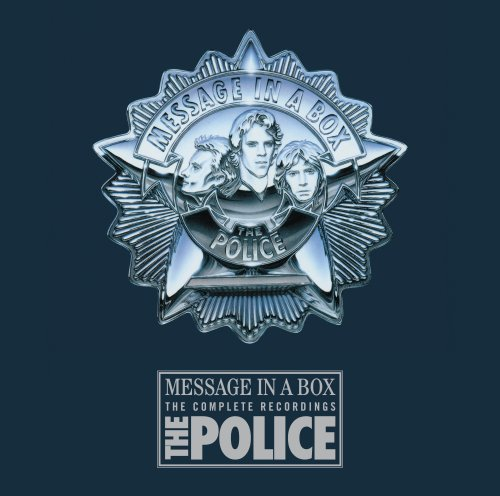 The Police - Message in a Box: +Book - Zortam Music