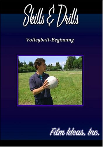 Skills and Drills: Volleyball-Beginning