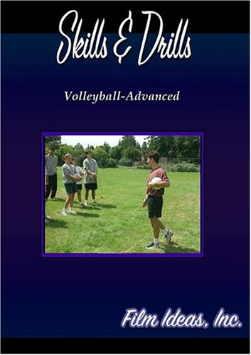 Skills and Drills: Volleyball-Advanced
