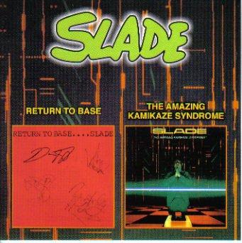 SLADE - Amazing Kamikaze Syndrome - Zortam Music