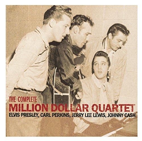 Elvis Presley - The Complete Million Dollar Quartet - Zortam Music