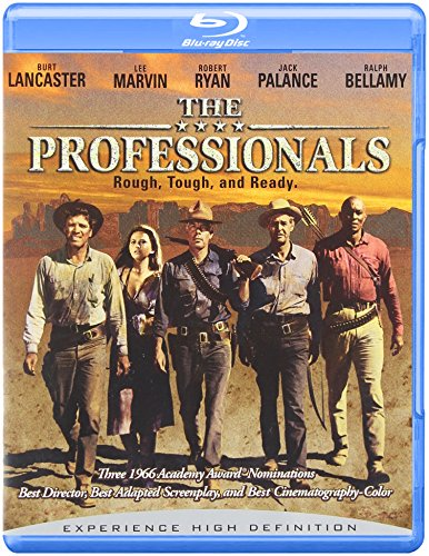 The Professionals [Blu-ray]