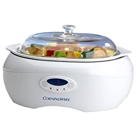 Corningware 6 quart slow cooker