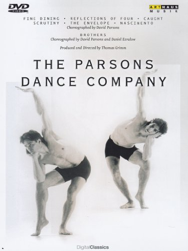The Parsons Dance Company: Fine Dining, Caught, Scrutiny