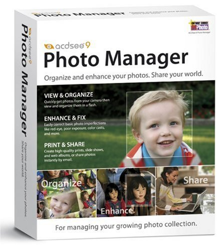 Acdsee 9 Photo Manager Mini Box