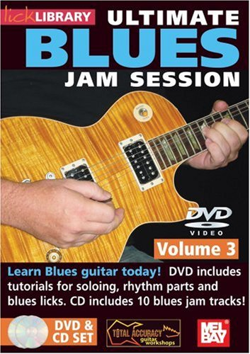 Ultimate Blues Jam Session, Vol. 3
