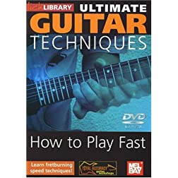 Ultimate Guirtar Techniques-HOw to Play Fast
