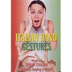 Italian Hand Gestures