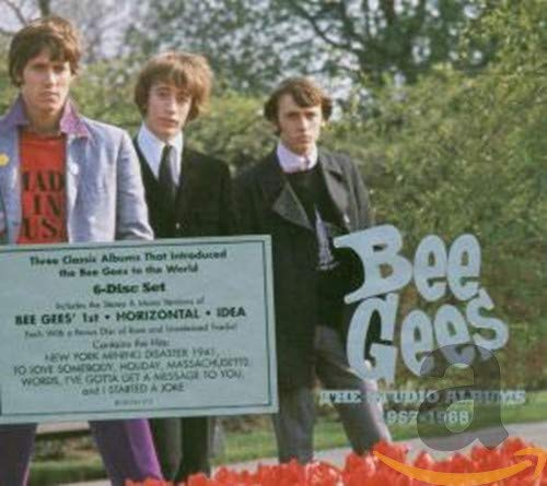 Bee Gees - The Studio Albums 1967-1968 - Zortam Music