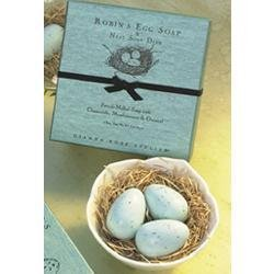 Robin\'s Egg 3 Soaps Boxed