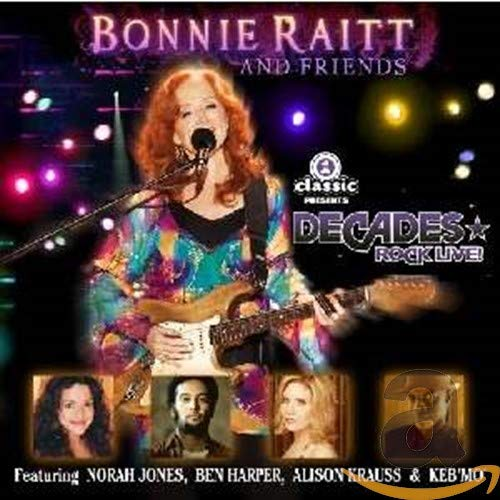 Bonnie Raitt - Bonnie Raitt and Friends (CD+DVD) - Zortam Music