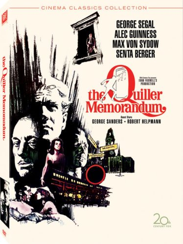 Quiller Memorandum, The / Меморандум Квиллера (1966)