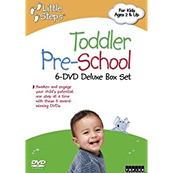 Little Steps : Toddler Pre-School