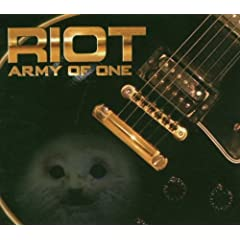 Cover of Riot � Army Of One