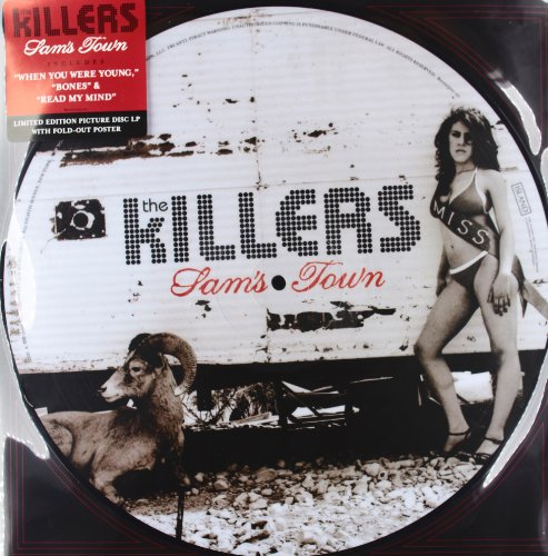 The Killers - Sam`s Town (IMPORT) - Zortam Music