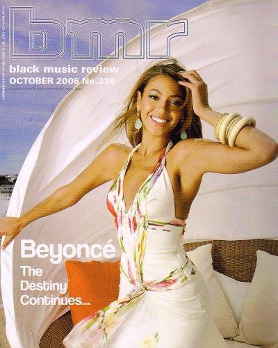 bmr (ブラック・ミュージック・リビュー) 2006年 10月号 [雑誌]