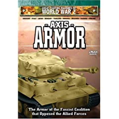 Great Fighting Machines of WW2 - Axis Armor
