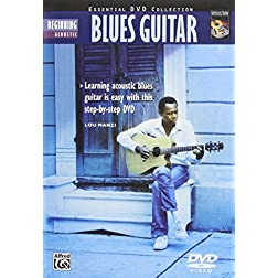 Complete Acoustic Blues Method: Beginning Acoustic Blues Guitar