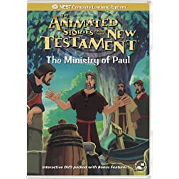 The Ministry Of Paul