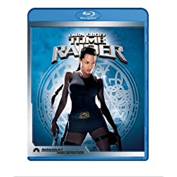 Lara Croft - Tomb Raider [Blu-ray]