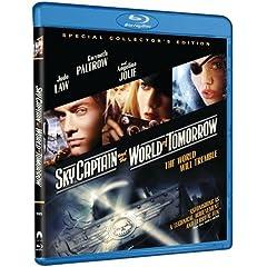 Sky Captain & the World of Tomorrow [Blu-ray]