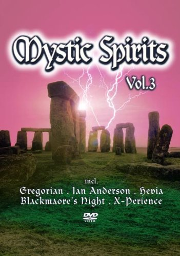 Mystic Spirits Vol 3