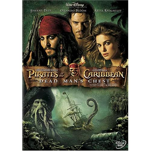 Pirates of the Caribbean Dead Man's Chest[2006]DvDrip[Eng] aXXo preview 0