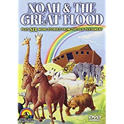 Children's Bible Stories: Noah & the Great Flood