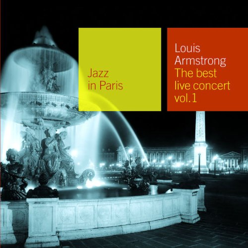 Jazz in Paris: The Best Live Concert, Volume 1